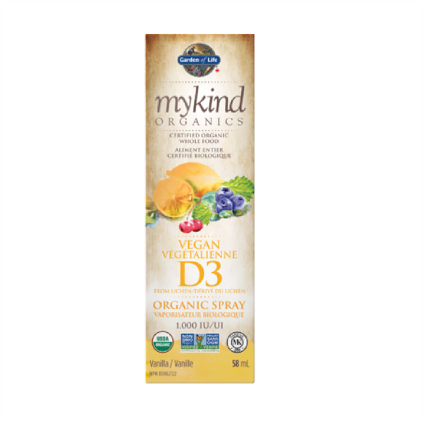 Mykind d3 spray (58ml)