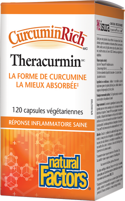 Theracurmin 30mg (120 caps)