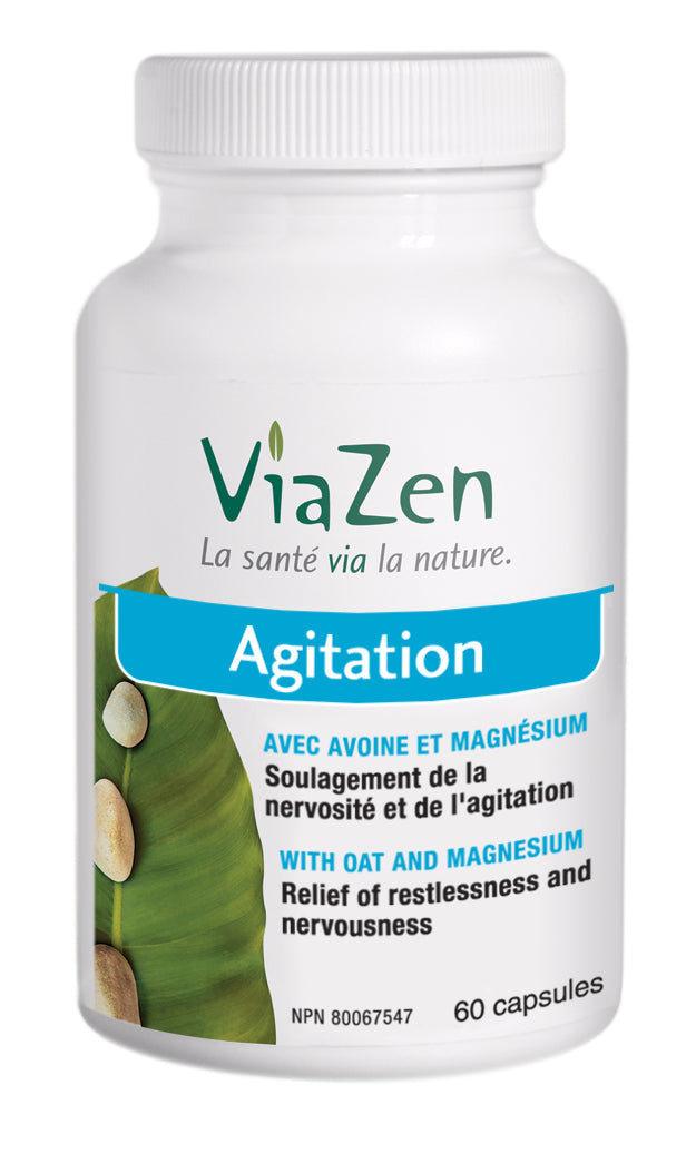 Agitation - viazen (60 caps)
