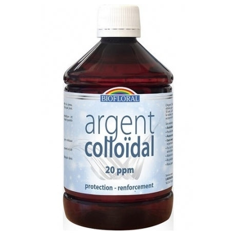 Argent colloidal 20ppm (500ml)