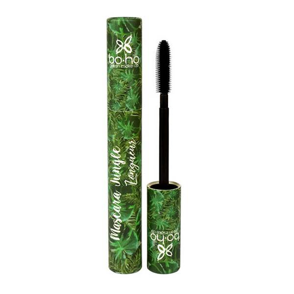 Mascara jungle longueur bio 01 noir (8ml)