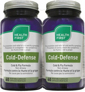 Cold defense duo pack (2x60 caps)