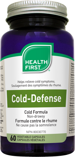Cold defense & flu (60 casp)