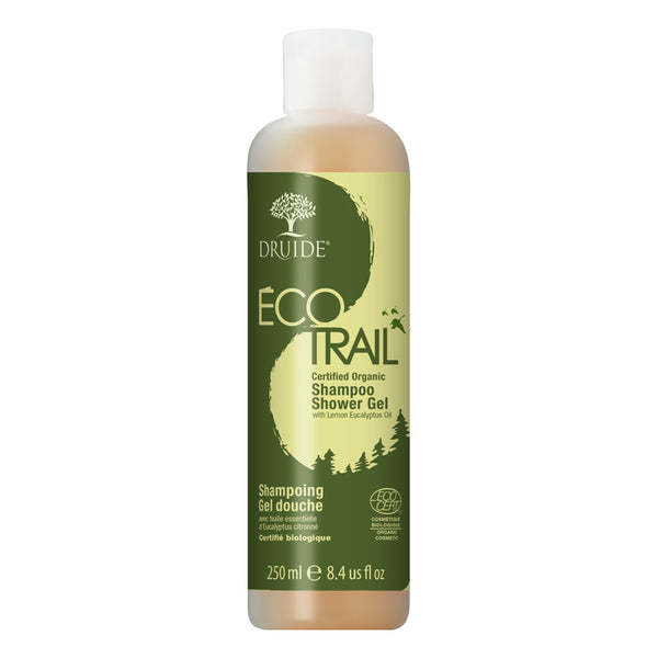 Ecotrail shampooing gel douche (250ml)