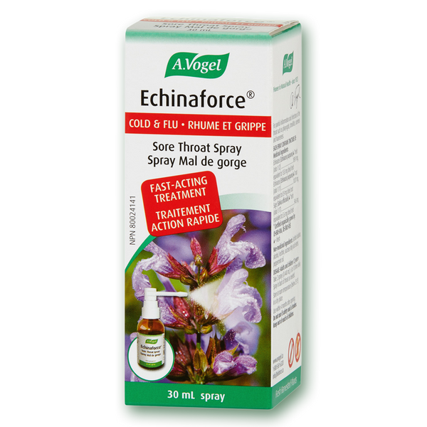 Echinaforce spray mal de gorge ( 30ml )