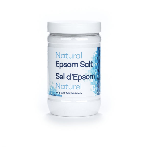 Sel d'epsom naturel (750g)