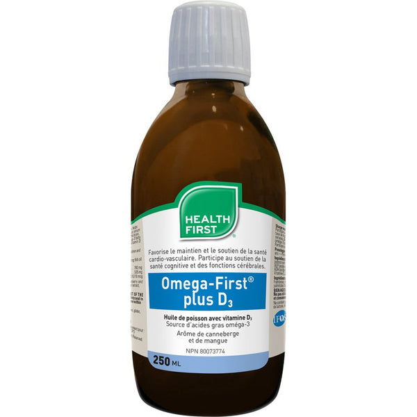 Omega-first plus d3 (250ml)