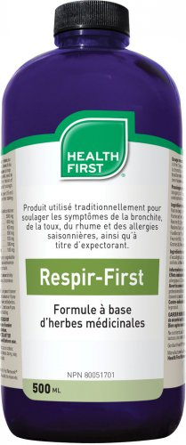Respir first (500ml)