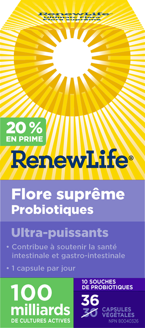 Flore supreme 100 milliards (36 caps)