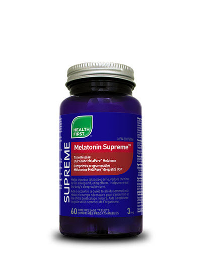 Melatonin supreme (60 cos)