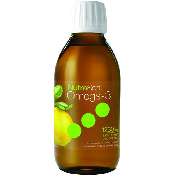 Nutrasea citron (500ml)
