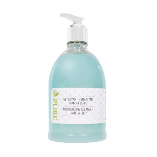 Nettoyant hydratant mains et corps the vert (500ml)