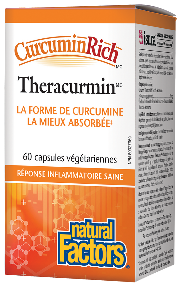 Theracurmin 30mg (60 caps)