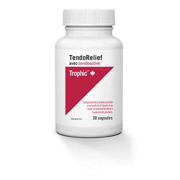 Tendorelief (30 caps)