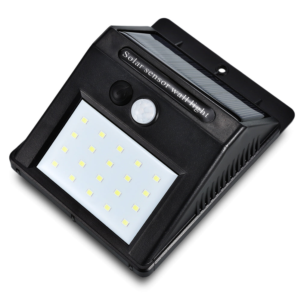 High Beam (20 LED) - Solar Indoor/Outdoor Garden & Security Light with a Motion
