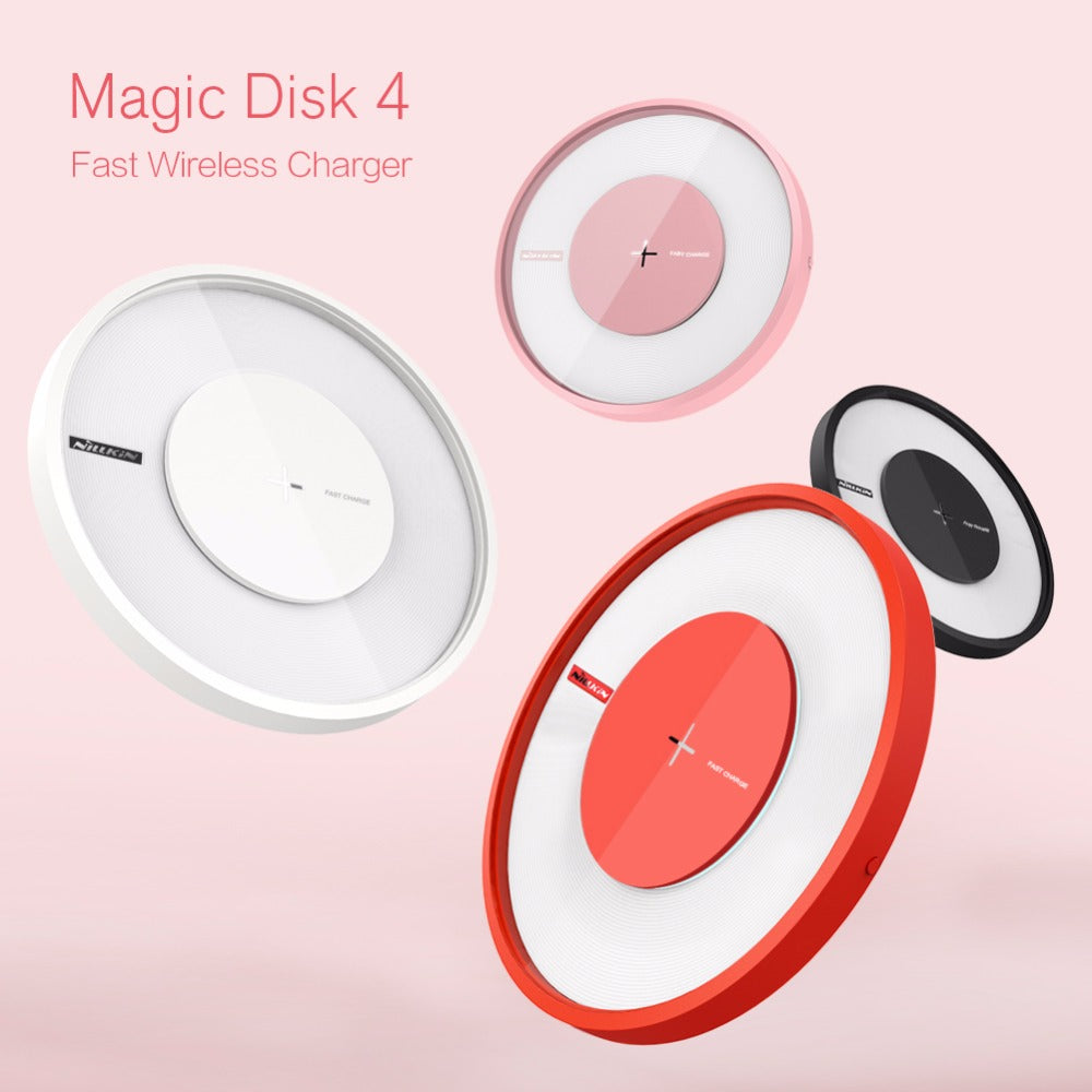 Magic Disk 4 Qi Wireless Fast Charger