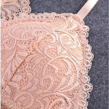 Load image into Gallery viewer, Breathable Lace Bra - Peach