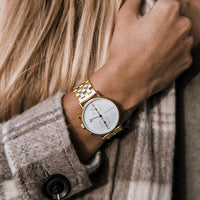 "Chrono Gold ""Bicolor Steel"" - kapten & Son - South Africa"