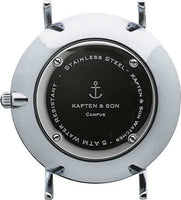 "Campus Silver ""Black Space"" - kapten & Son - South Africa"