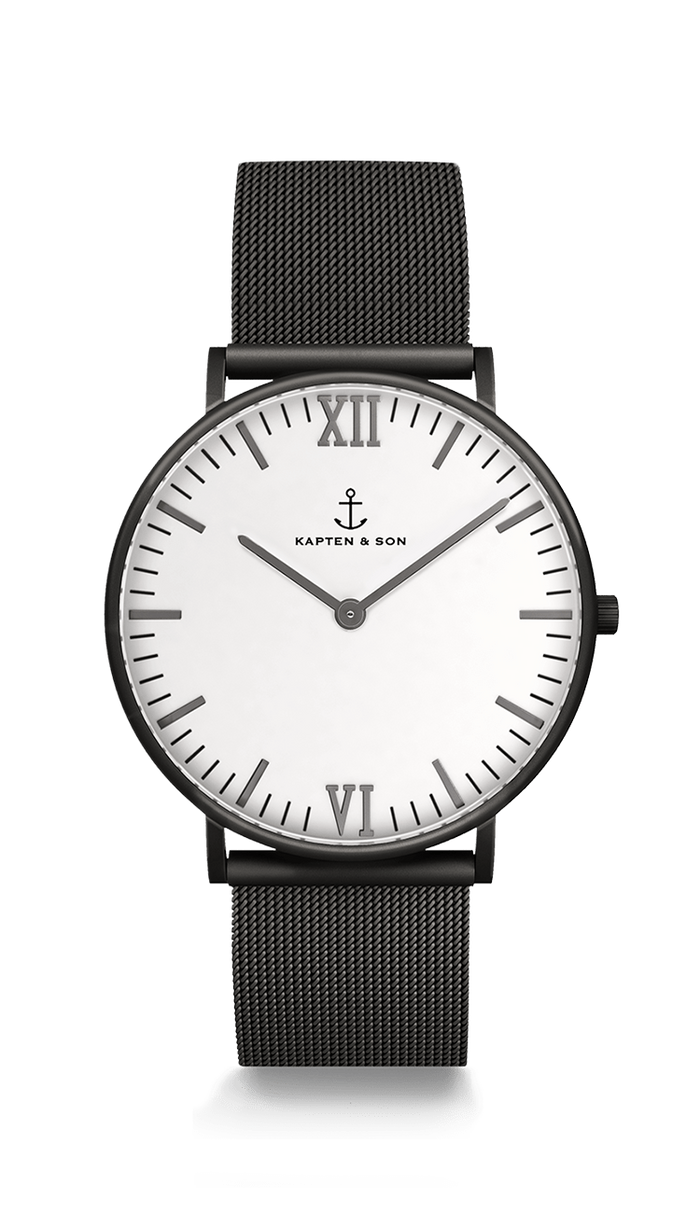 Campus Midnight Mesh - kapten & Son - South Africa