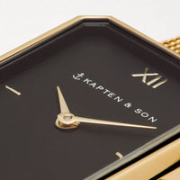 "Grace Gold ""Black Mesh"" - kapten & Son - South Africa"