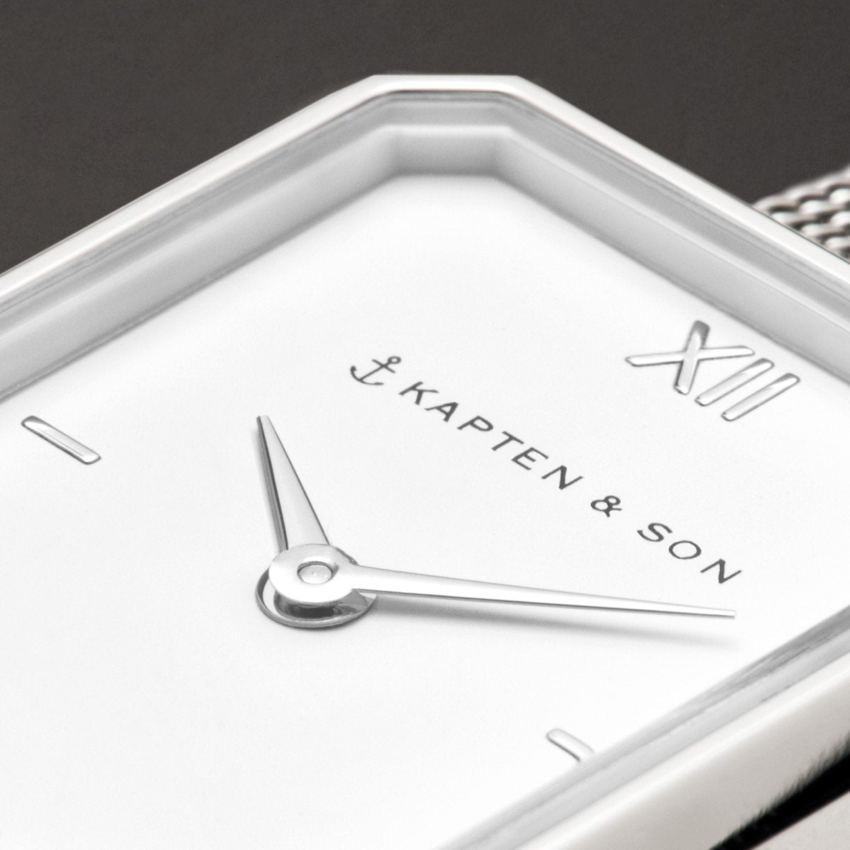 "Grace Silver ""Mesh"" - kapten & Son - South Africa"