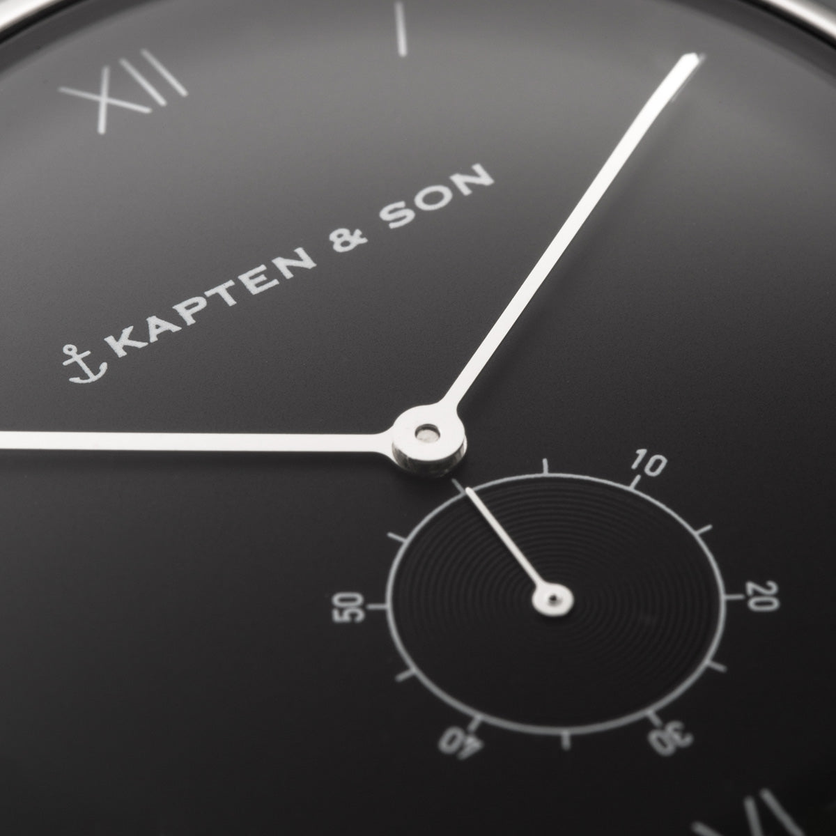"Heritage Silver ""All Black"" - kapten & Son - South Africa"