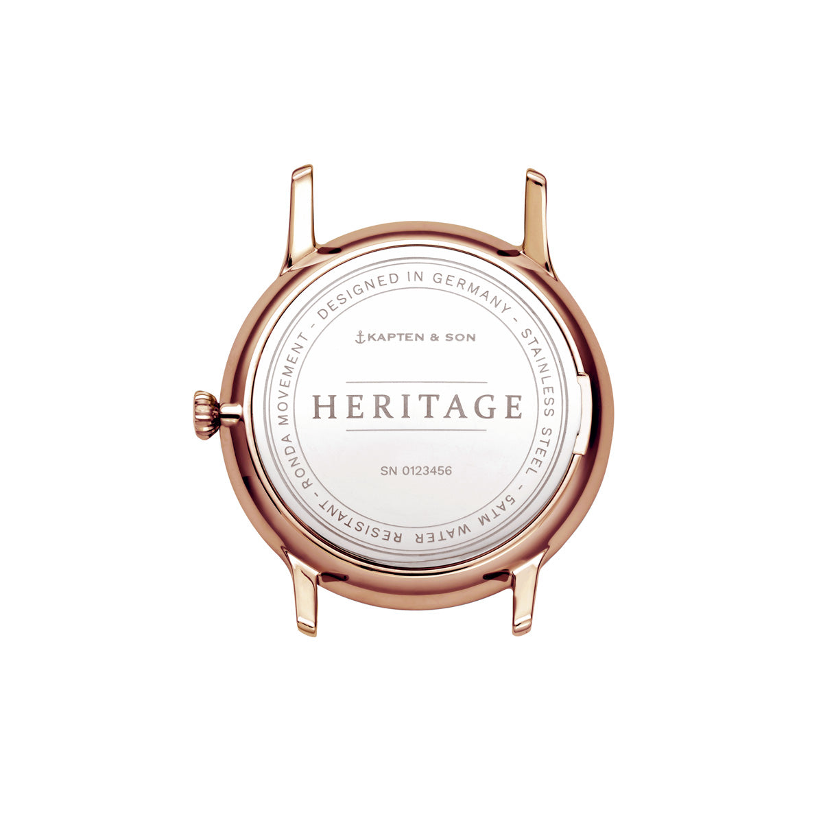 "Heritage ""Brown Leather"" - kapten & Son - South Africa"
