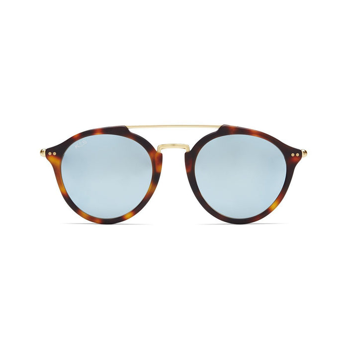 Fitzroy Matt Tortoise Blue Mirrored - kapten & Son - South Africa