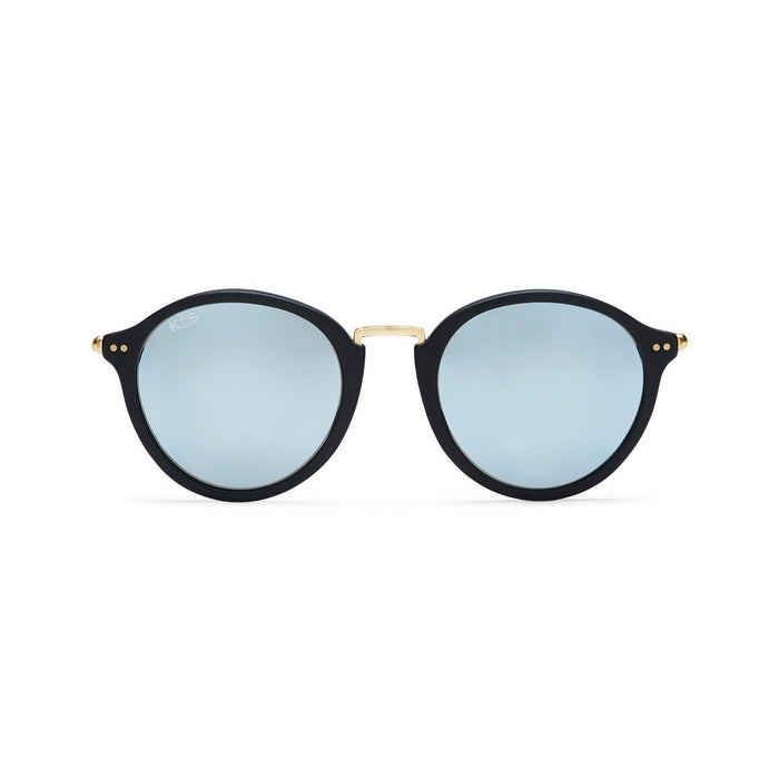 Maui Matt Black Blue Mirrored - kapten & Son - South Africa