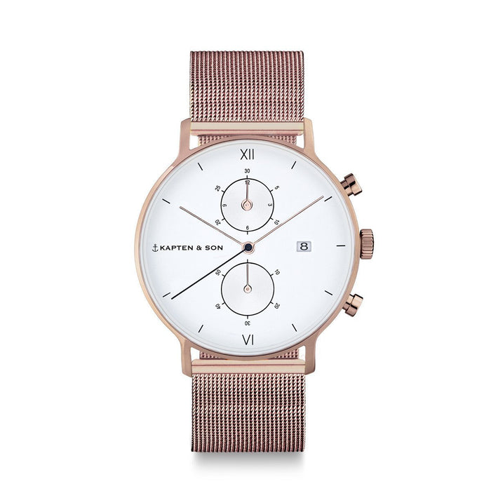 "Chrono ""Mesh"" - kapten & Son - South Africa"
