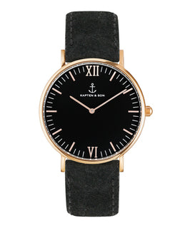 "Campus ""All Black Vintage"" - kapten & Son - South Africa"