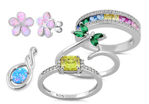 Summer Colors Jewelry