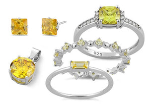 Yellow Jewelry