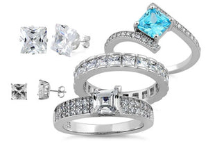 Princess Cut Jewelry
