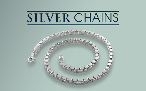 Sterling Silver Rings, Silver Chains, Silver Jewelry - 70% Off