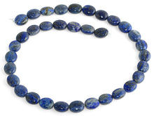 Load image into Gallery viewer, 10x12MM Lapis Oval Gemstone Beads