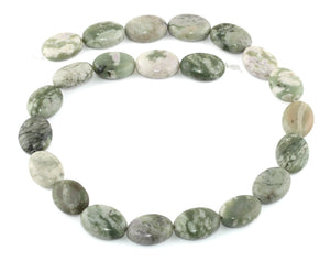 13x18MM Peace Jasper Round Gemstone Beads