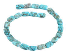 Load image into Gallery viewer, 13x18MM Turquoise Oval Gemstone Beads