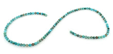 Load image into Gallery viewer, 4mm Turquoise Jasper Stone Round Gem Stone Beads