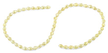 Load image into Gallery viewer, 5x7mm Yellow Drop Faceted Crystal Beads