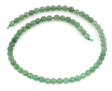 Load image into Gallery viewer, 6mm Green Aventurine Faceted Gem Stone Beads
