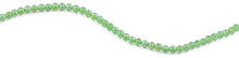 Load image into Gallery viewer, 6mm Green Faceted Round Crystal Beads