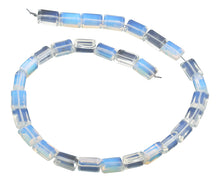 Load image into Gallery viewer, 8x12mm Opalite Rectangular Beads
