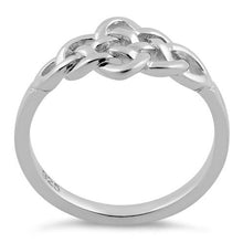 Load image into Gallery viewer, Sterling Silver Celtic Ring