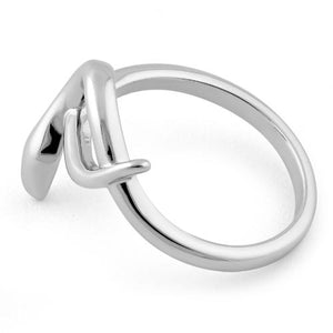 Sterling Silver Serpent Ring