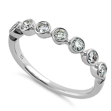 Load image into Gallery viewer, Solid 14K White Gold 0.50 ct. Diamond Ring