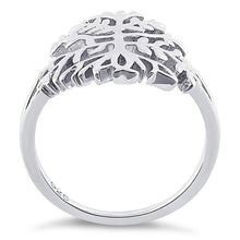 Load image into Gallery viewer, Sterling Silver Ancient Tree of Life Ring