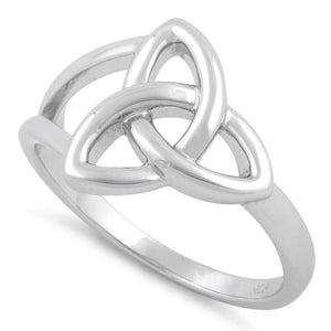 Sterling Silver Charmed Ring