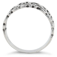 Load image into Gallery viewer, Sterling Silver Freeform Ring